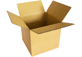 cardboard box png. double wall cardboard box png